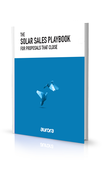 The Solar Sales Playbook