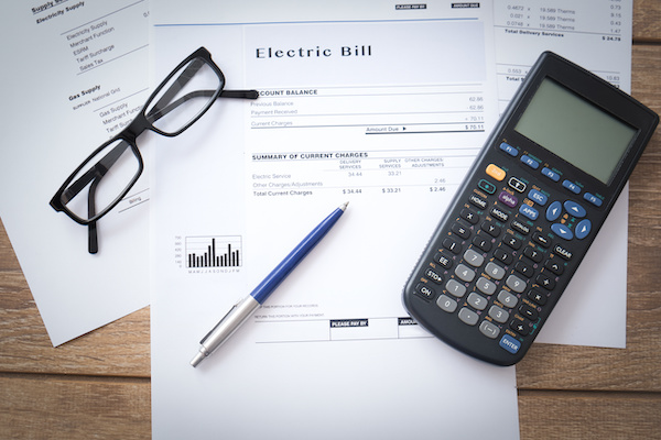 Utility Bill -What Solar Contractors Should Know Blog Post Cover - small